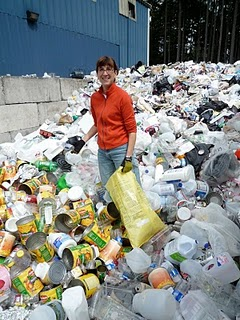 Karen_at_Recycling_Center