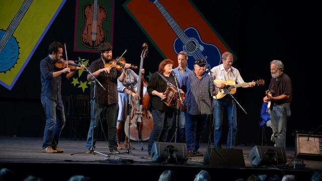 2014 Festival of American Fiddle Tunes