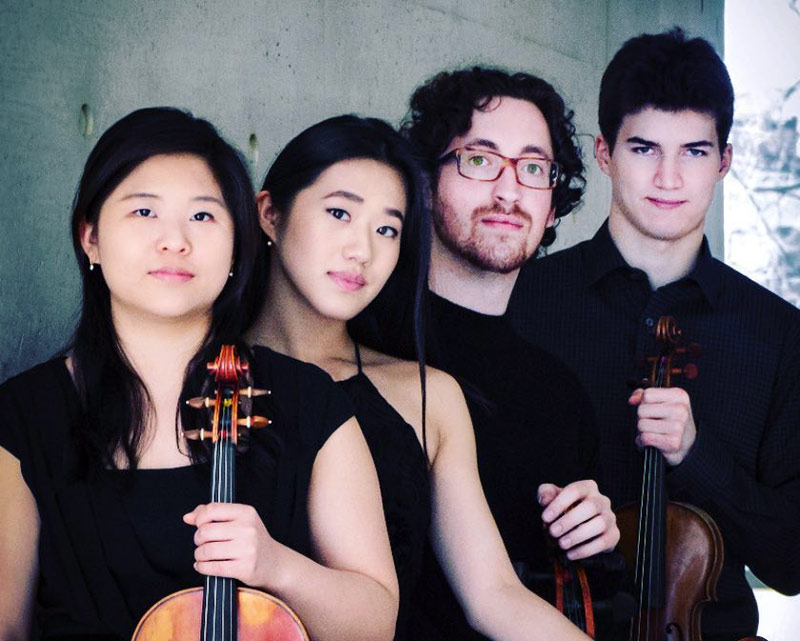 Don't Miss Port Townsend Chamber Music Workshop Performances