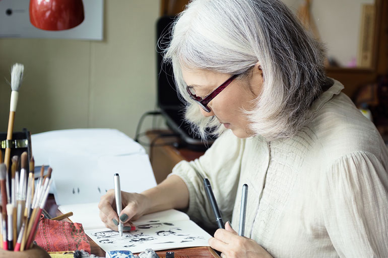 Creative Aging Conference: March 7 | Centrum