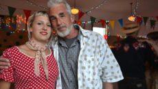 Peter McCracken & daughter Miriam